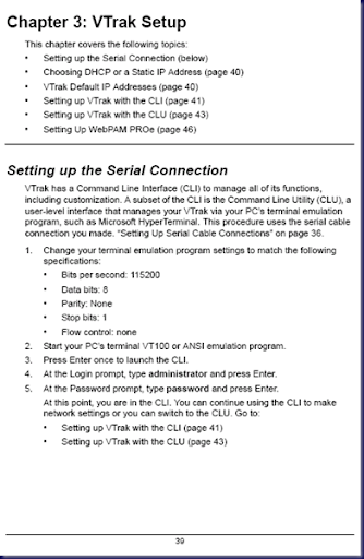 Promise Technology WebPAM User Manual